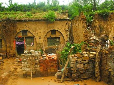 A typical Shanxi CaveHouse