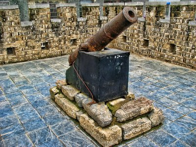 The deadly canon of Sanhe