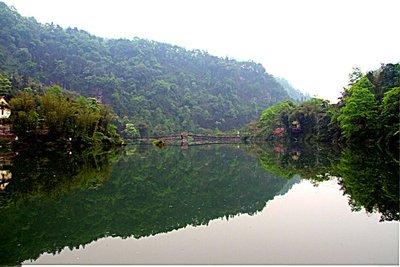 HDR View of Lake