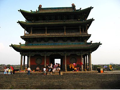 One of the Watch Towers on the Ming Wall