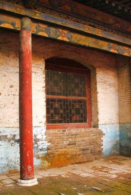 An Ancient doorway awaiting renovation