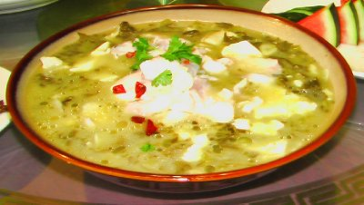 A wonderful Shanxi Soup