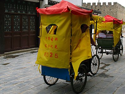 The local transportation
