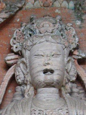 DBS Buddha Head