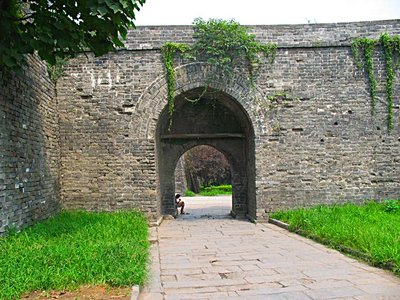 JZ Back gate Jingzhou