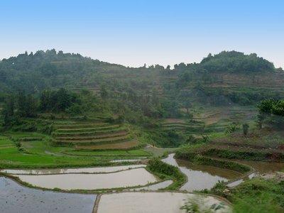Anshun area