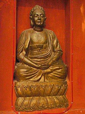 JZ Wanshou Buddha Statue