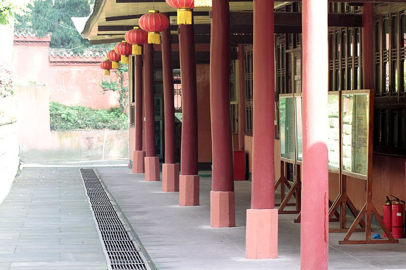The Nun School of Fuhu Monastery