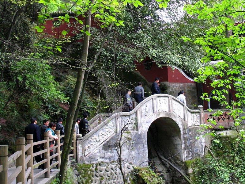 A Chinese Bridge