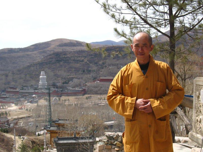 A local monk