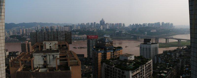 ETC View of Chongqing