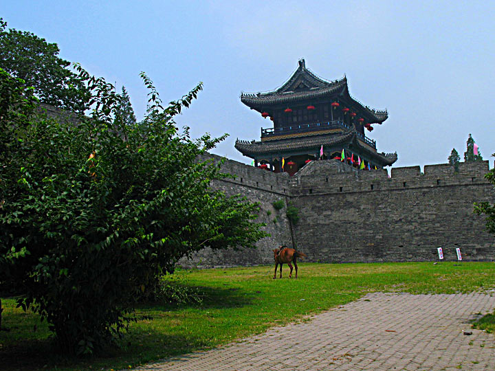 JZ Drum Tower 2