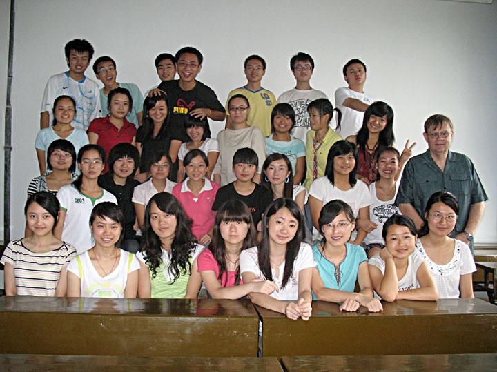 CL Freshmen Class One