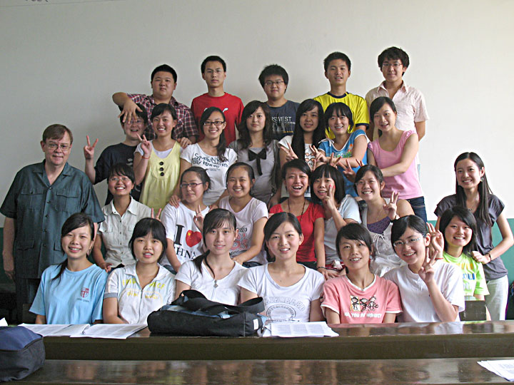 CL Freshmen Class Three