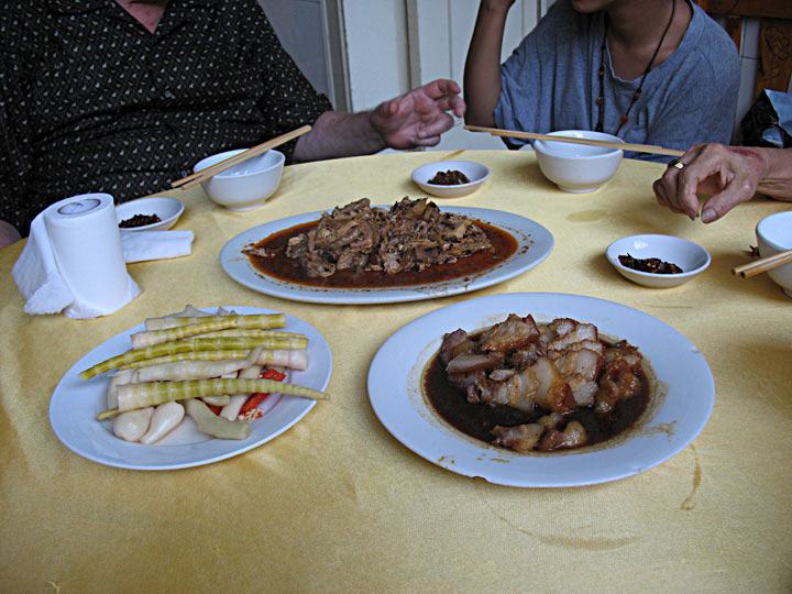Local Dishes