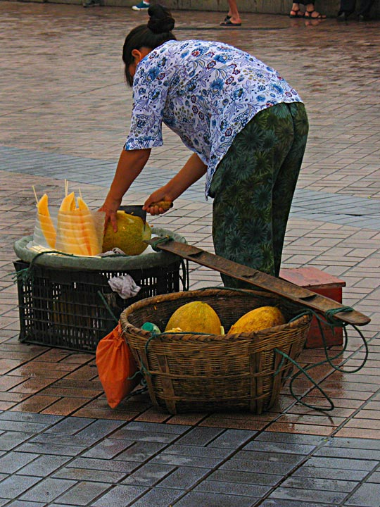 CMT Melon Vendor
