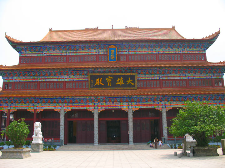 JZ Sashi Temple Front