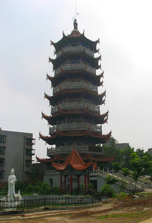 JZ Sashi Temple Pagoda