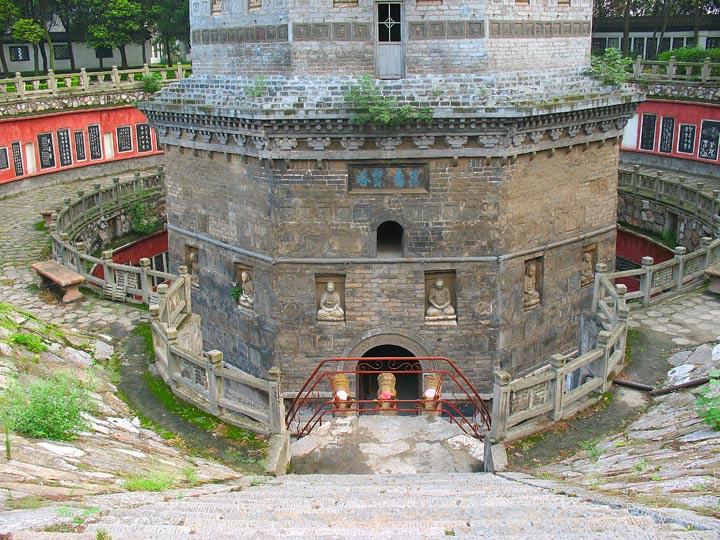 JZ Wanshou Pagoda Base