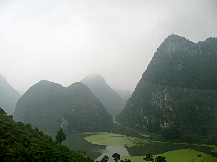 More scenery around Anshun