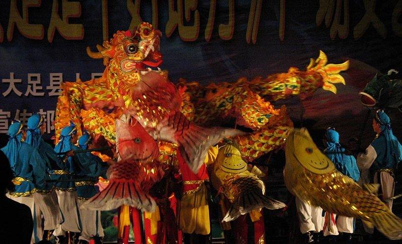 DCC Show Dragon Dance