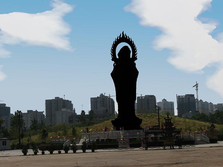 GYT Guan Yin Big Statue