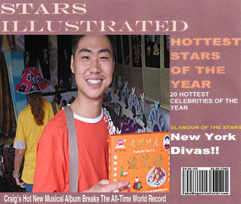 Craig The Star