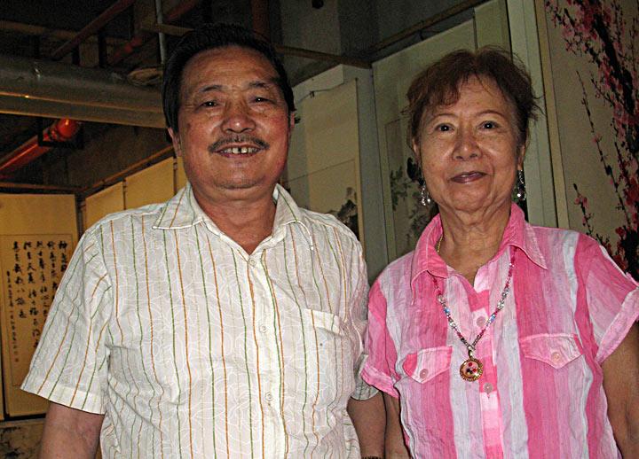 SP With her teacher