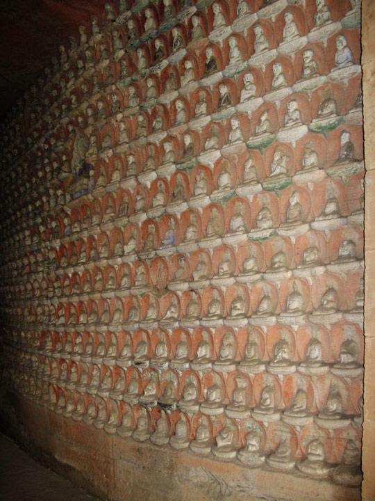 DBS Wall of Buddha 2