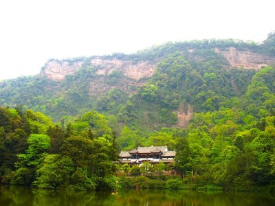 Qingchong Mountain Area