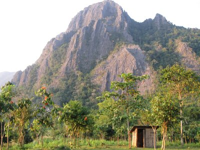 Nice Place for a Toilet, Laos