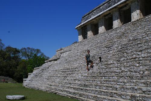 Palenque Mayaruinen