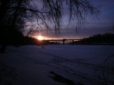 Frozen Mississippi