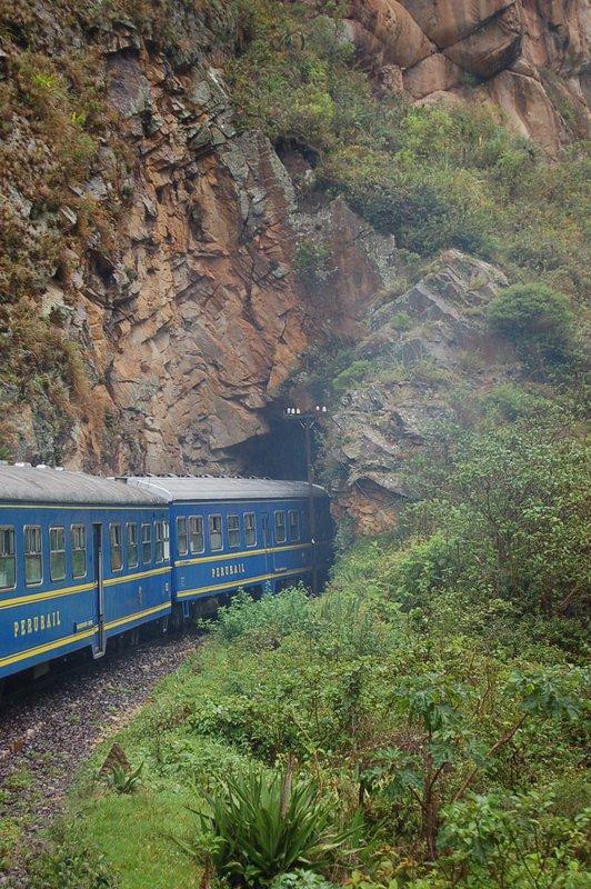 Peru-rail