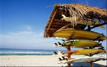Surf en Bahia