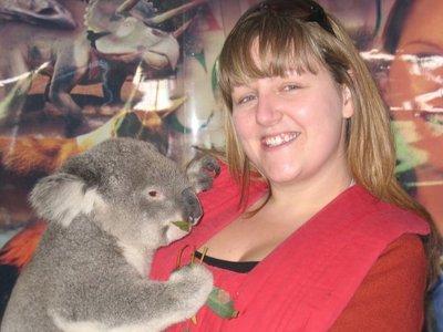 Koala and Me