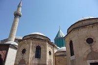 Turkey -- Konya, Mevlana
