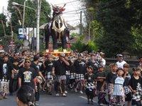 Sanur Village Festival Parade