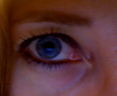 my blue eye