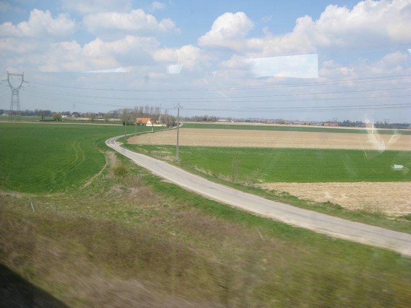 traveling the eurostar