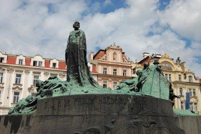 2009 22 Jan Hus 2 Small