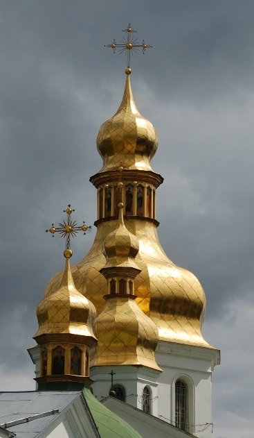 2009 554 Gold Domes Small