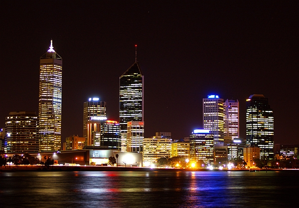 Perth Lights