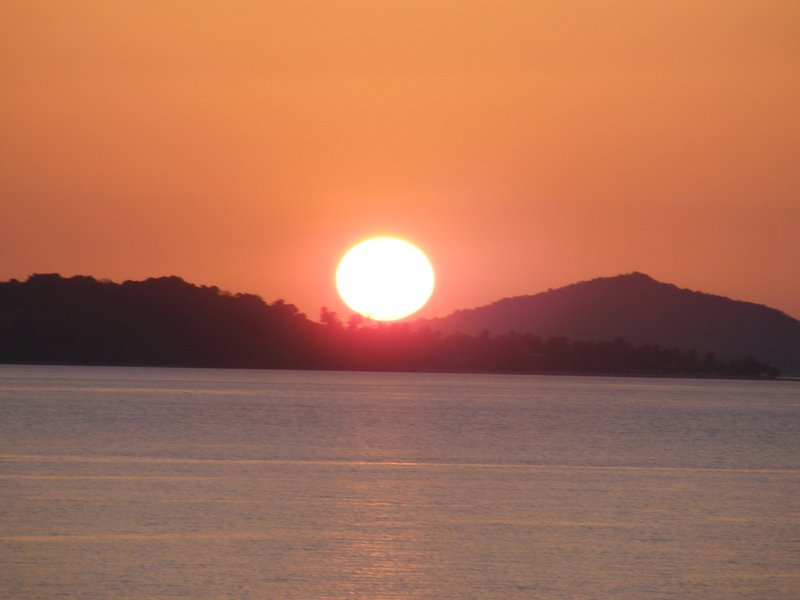 Sunset Ko Samui 2