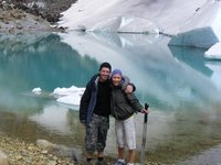 lynmoo at emerald lake, tongariro