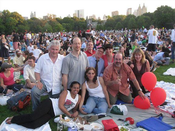 NY Philharmonic Concert