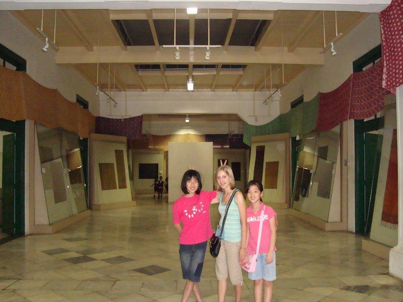 longest batik