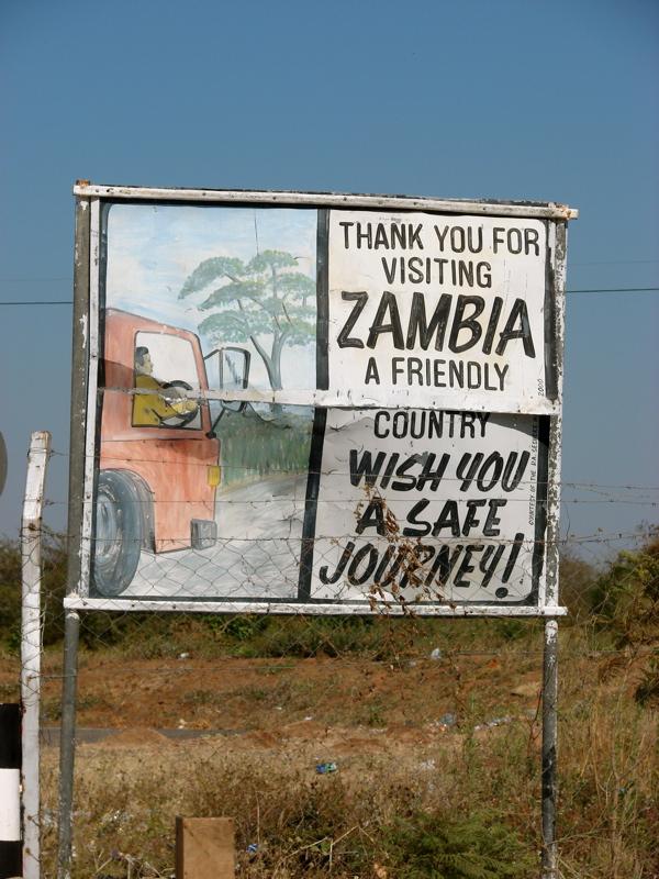 Zambia Sign