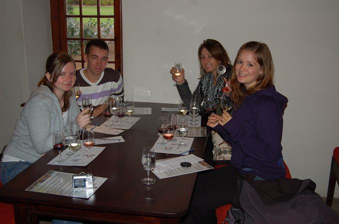 Paa vinsmaking
