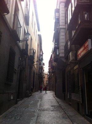 Toledo street1